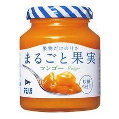 アヲハタ まるごと果実 <マンゴー> - 食@新製品 - 『新製品』から食の今と明日を見る!