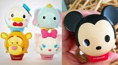 Il existe désormais des baumes à lèvres Tsum Tsum Disney!