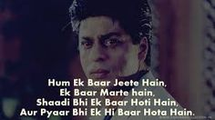Image result for bollywood quotes