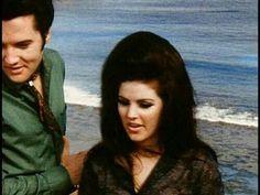 Elvis and Cilla