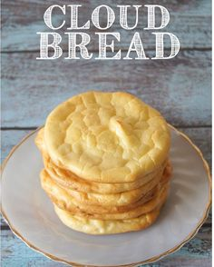 Cloud Bread - das Low Carb-Fladenbrot | LECKER