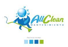 Logotipo - All Clean Mantenimiento