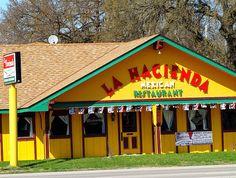 La Hacienda -    Mexican restaurant in Emporia, Kansas.