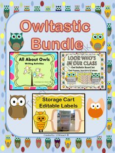 FLASH FREEBIE-Grab this OWLTASTIC Bundle and become a follower. In order to grab this you must share this post with others, follow my pinterest boards and  follow my Teacher's Notebook store. I am having a huge sale at my Teacher's Notebook Store. Check it out. This  giveaway will be from 11:00-11:30 CST. Just follow the link below to get started.
