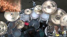 Faith by Limp Bizkit Drum Cover by Myron Carlos