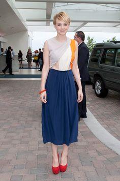 Nueva versión del vestido Ladylike