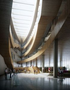 CGarchitect - Professional 3D Architectural Visualization User Community | Heavenly Light