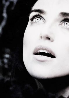 """""""I think Aithusa choosing Morgana is a really interesting way of saying Morgana isn't evil; she is what she is, and magic isn't good or bad; it just is. The fact that something as pure as a newly hatched white dragon chooses Morgana, I think that tells you that it's not good versus evil; it just is, it doesn't choose a side."""" — Katie McGrath"""