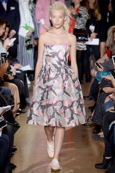 Giles Spring 2014 Ready-to-Wear Collection Slideshow on Style.com
