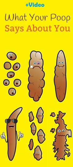 What Your Poop Says About You (VIDEO)