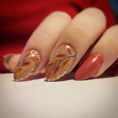 Nail Art, Nails, Beauty, Instagram, Pretty Nails, Fall Nails, Finger Nails, Ongles, Nail Arts