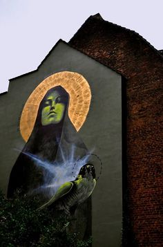 Faith47 à Valencia à Cologne #streetart