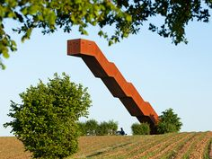 Risultati immagini per land art stairway