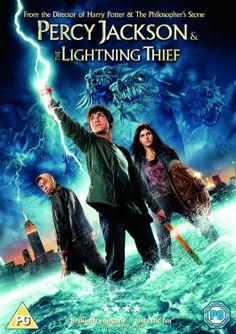Percy Jackson And The Lightning Thief [DVD]: Amazon.co.uk: Uma Thurman, Rosario Dawson, Pierce Brosnan, Logan Lerman, Sean Bean, Erica Cerra...