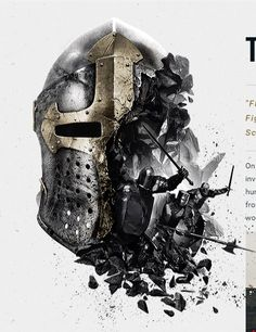 The Legions from For Honor game