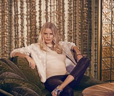 Alena Blohm for JOOP! Spring Summer 2015
