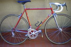 Olmo bicycle