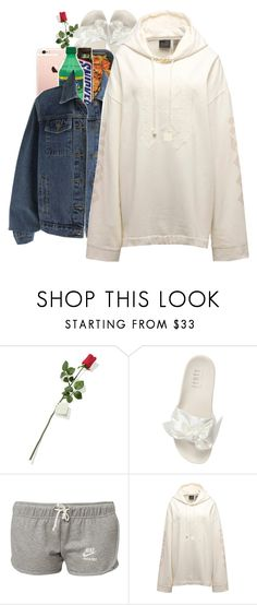 """say you won't let go x james arthur"" by idc-baby ❤ liked on Polyvore featuring Hanky Panky, Puma and NIKE"