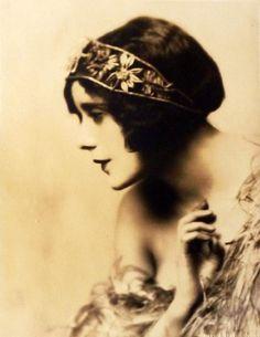 Alma Rubens, 1920s, vintage, actress, Edward Thayer Monroe.