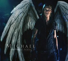 The Shadowhunters as the Archangels: Jace