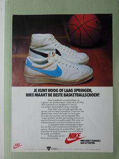 Nike 1980 Ads