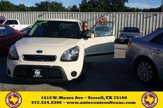 https://flic.kr/p/JkimUo | Congratulations Kellie on your #Kia #Soul from Yader Hernandez at Auto Center of Texas! | deliverymaxx.com/DealerReviews.aspx?DealerCode=QZQH