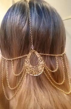 jeweled hair styles/ I think I finally got my hair like this