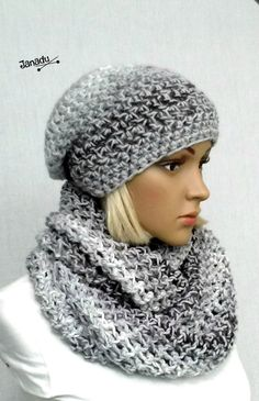Knitted Hats, Crochet Hats, Womens Scarves, Winter Hats, Knitting, Mountains, Knits, Knitting Hats, Scarves