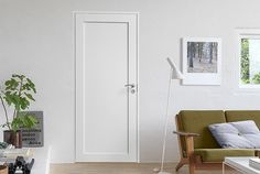 Cottage House, Corridor, Door Design, Tall Cabinet Storage, Doors, Interior, Unique, Inspiration, Furniture