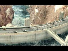 San Andreas Movie CLIP - Hoover Dam Earthquake (2015) Dwayne Johnson, Paul Giamatti Action Movie HD - YouTube