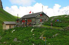 Trekking en los Alpe...