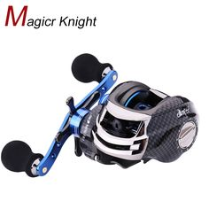 73.80$  Watch here - http://aliy3i.shopchina.info/go.php?t=32811035686 - NEW TOP QUALITY !! MAGICR KNIGHT 17+1 BB Right/Left Hand Bait Casting Reel 7.0:1 Magnetic Brake And Centrifugal Brake System  #magazineonlinebeautiful