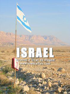 Visitar Israel: roteiros, guia de melhores destinos para viajar, fotos, transportes, alojamento, restaurantes, dicas de viagem e mapas.