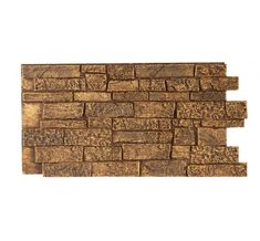 Texture Plus Panels - Stonewall - Tan - Interlock
