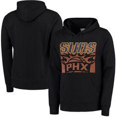 Phoenix Suns UNK Fan Pullover Hoodie - Black