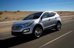 New York auto show: Hyundai shows off Santa Fe redesign