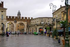 Our tips on what to do in Italy include visiting Lake Ise, Verona, Ferrara, Turin, Genoa and rock climbing in Arco. Verona Italy, Genoa, Turin, Rock Climbing, Places To See, Wander, Rome, Arch, Street View