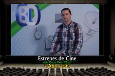 """Tengo el placer de compartir con todos vosotr@s, mi colaboración en la Televisión Comarcal de Xàtiva (Valencia, España), en el que realizo críticas de Cine. Esta semana reseñamos la película española más taquillera de 2015, titulada """"Perdiendo el norte"""", de Nacho G. Velilla, y el estreno más destacado en DVD, la cinta judicial titulada """"El Juez"""", de David Dobkin. http://tavernamasti.blogspot.com.es/2015/04/bon-dia-comarcal-estrenes-de-cine-amb.html"""
