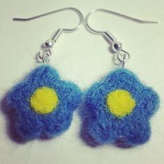 needle felting with wool roving - Google Search