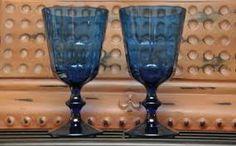 blue bistro - Google-haku Wine Glass, Tableware, Google, Blue, Dinnerware, Tablewares, Dishes, Place Settings, Wine Bottles