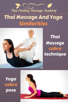 Learn Thai Massage and Thai Massage therapy through Thai Healing Massage Academy's convenient online training courses. Thai Yoga Massage, Learn Thai, Online Training Courses, Cobra Pose, Massage Techniques, Massage Therapy, Relationship, Poses, Learning