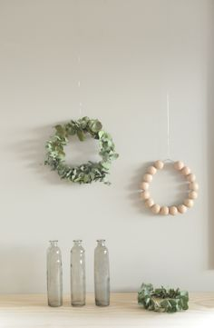 Scandi Home - wreaths