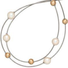 Dreambase Damen-Halskette Perlen teilvergoldet Silber 48 ... https://www.amazon.de/dp/B00EYH6HGG/?m=A37R2BYHN7XPNV