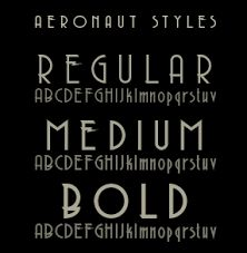 Image result for free art deco fonts