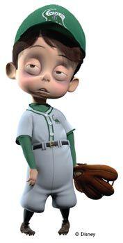 "GOOB. ""I love baseball. It's my destiny to play that game"""