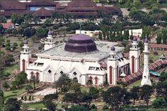 Rindu Masjid: Masjid Agung At-Tin Taman Mini Indonesia Indah