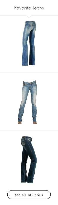 """""""Favorite Jeans"""" by jacci0528 ❤ liked on Polyvore featuring jeans, blue skinny jeans, vintage america jeans, destroyed jeans, zipper skinny jeans, destructed jeans, pants, flared jeans, guess jeans and flare jeans"""