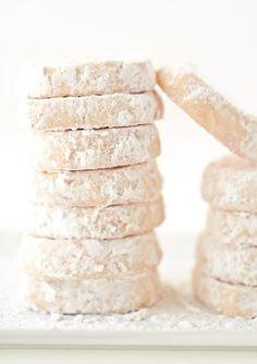 shortbread cookies!