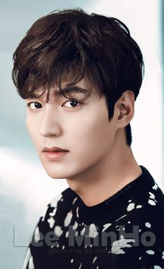 Is he for real? So much perfection on a person's face. Lee Min Ho.