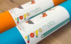 This Incredibly Cool Yoga Mat Rolls Itself Up When You're Done Using It Dreams really do come true, you guys.